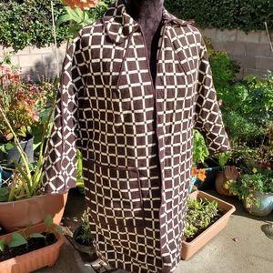 COPY - Vintage reversible wool jacket. 60's cool,…